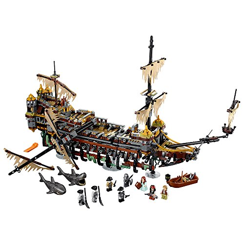 LEGO Pirates of The Caribbean Silent...