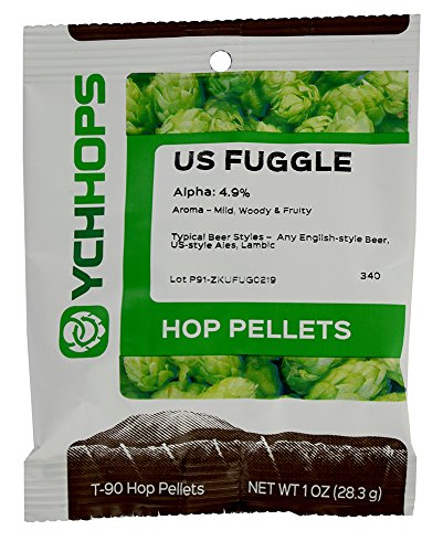 Fuggle Hops - HopUnion 1oz.