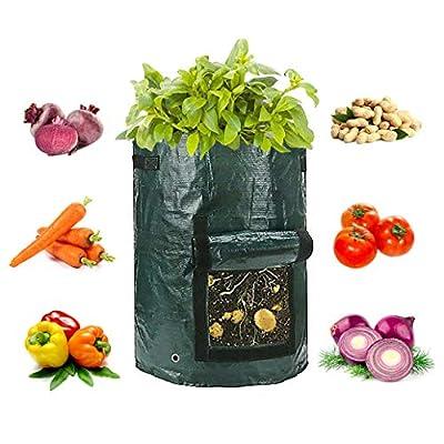 Potato Grow Bags, 4-Pack Garden Vegetable Grow ...