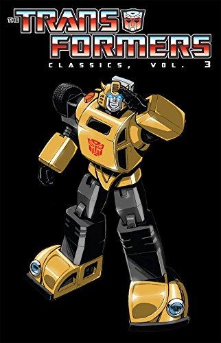 Transformers Classics Vol. 3 Kindle & comiXology