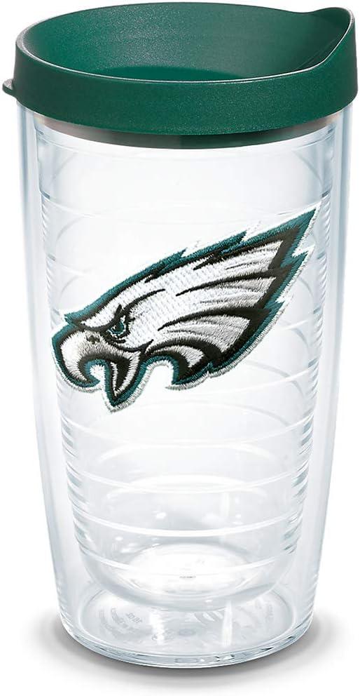 Tervis NFL Regular store Philadelphia Eagles Primary with Special price Logo Tumbler Emblem