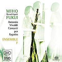 Concerti per Fagotto - Mihu Fukui