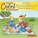 Unterwegs mit Conni - Die Hörspielbox : 3 CDs