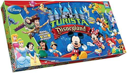 Fotorama 388 Juego de Mesa Disney Turista Grande, Unitalla, Multicolor