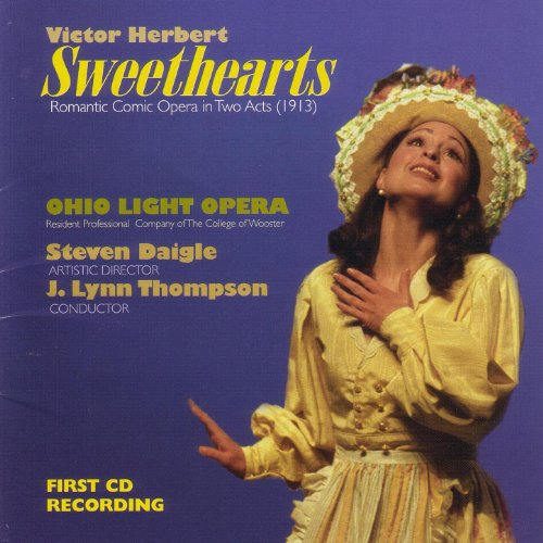 Sweethearts: Act Two: Duet: How much better (Cricket on the Hearth)