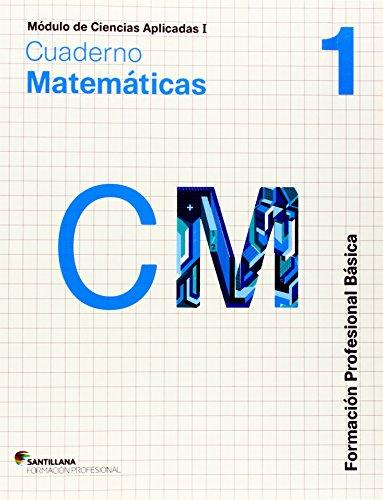 CIENCIAS APLICADAS I CUADERNO MATEMATICAS 1 FORMACION