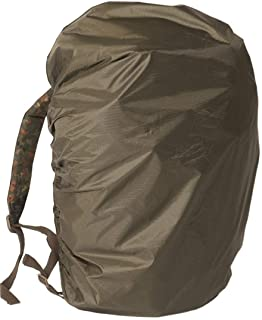 Mil-Tec BW - Funda impermeable para mochila, estilo militar, color verde