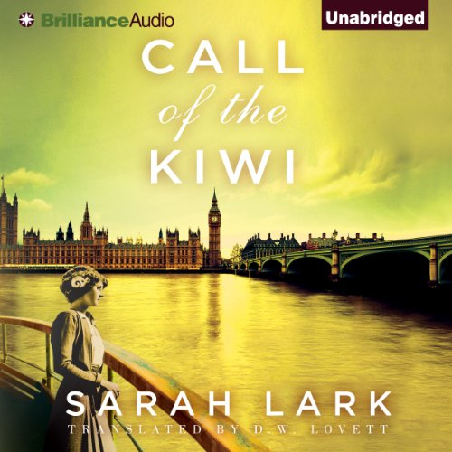 Call of the Kiwi audiobook cover art
