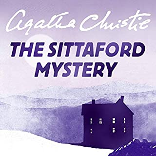 The Sittaford Mystery cover art