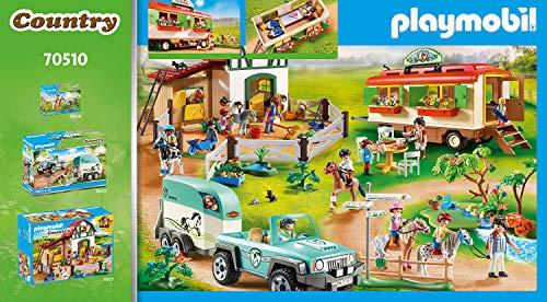 Playmobil 70510 Juguete Ponycamp