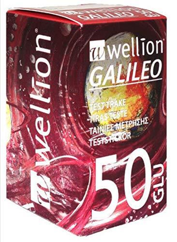 WELLION GALILEO Blutzuckerteststreifen 100 2x50 Stück