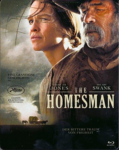 The Homesman - Steelbook [Limited Edition] [Blu-ray]