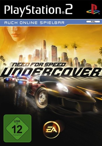 Need for Speed Undercover - [PlayStation 2]