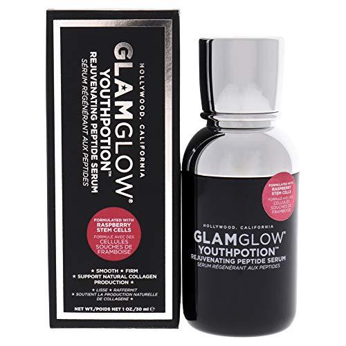 Glam Glow Youthpotion Rajeunissant Peptide Serum 1oz (30ml)