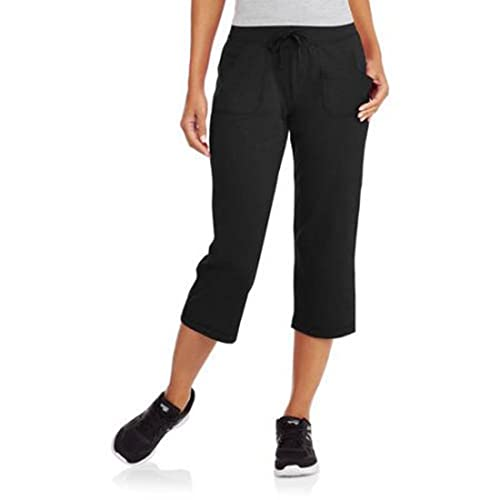 Athletic Works Womens Active Knit Capri
