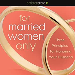 For Married Women Only audiobook cover art