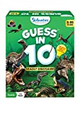 Skillmatics Guess in 10 Deadly Dinosaurs - Card Game of Smart Questions for Kids & Families | Super Fun for Travel, Family Game Night & Summer Camps | Gifts for All Ages 8-99
