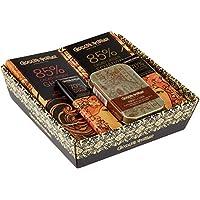 Chocolate Amatller - Chocolates variados en Cesta Regalo Orígenes 211g