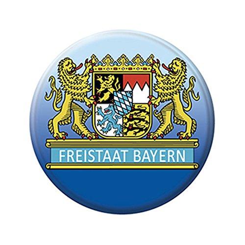 Flaschenöffner - Freistaat Bayern Löwe Wappen - 06387 - Gr. ca. 5,7 cm