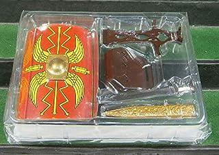 武Ⅰ(もののふ)MONONOFU 世界の名刀&武器シリーズ 4 「グラディウス」 観賞用フィギュア 刀 兜 槍 鉾 盾 ソード