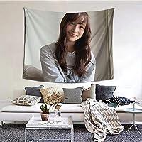 白石麻衣 022 タペストリー 多機能壁掛け 装飾用品 タペストリー 模様替え 部屋 窓カーテン 個性ギフト 気質を高める センス 部屋にはいいものが必要です( 152cm*130cm )