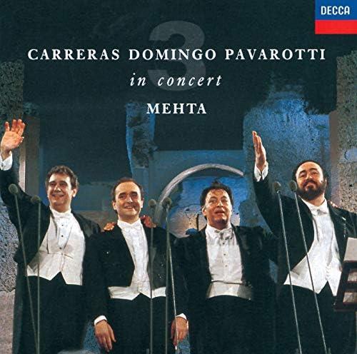José Carreras, Plácido Domingo, Luciano Pavarotti, Orchestra del Teatro dell'Opera di Roma, Orchestra Del Maggio Musicale Fiorentino & Zubin Mehta