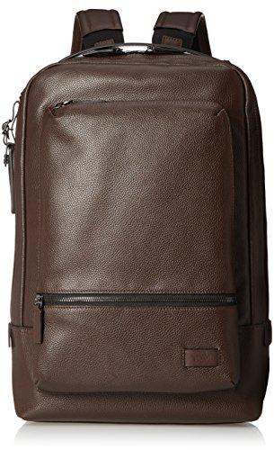 Tumi Harrison - Bates Laptop 14 Zoll Rucksack, 8.9 Liter, Brown Pebbled
