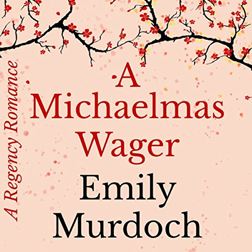 A Michaelmas Wager audiobook cover art