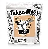 Take-A-Whey Batido de Proteína de Caseína Micelar Todos los Días, Natural 750 g