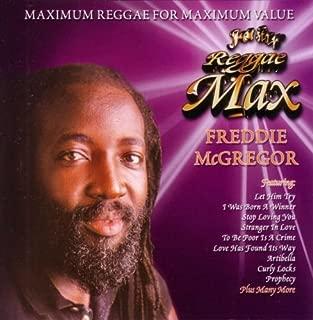 Jet Star Reggae Max by Freddie Mcgregor