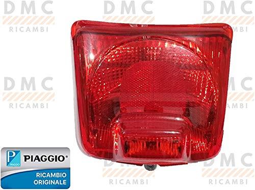 FANALE FARO POSTERIORE STOP COMPLETO VESPA GTS 125 250 300 ORIGINALE PIAGGIO 1D000570