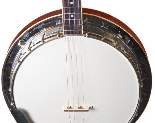 Rover RB-35T Tenor Resonator 4 String Banjo