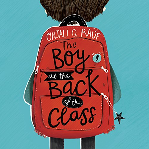 The Boy at the Back of the Class cover art