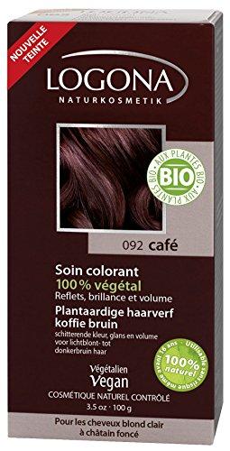 LOGONA Soin Colorant Café 100 g - BIO