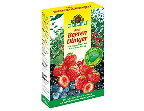 Preisvergleich Produktbild Neudorff 00160 Azet Beeren Dünger,  1 kg