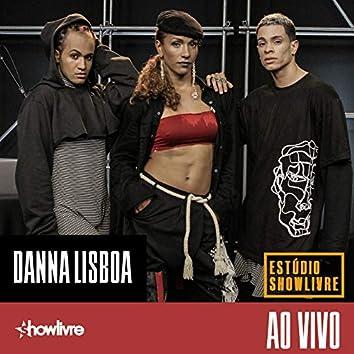 Danna Lisboa no Estúdio Showlivre (Ao Vivo)