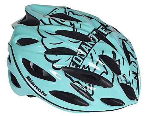 Bianchi - Casco Shot 2021 Colore CK16 Eagle Celeste Lucido, Taglia S/L 55/60, codice C9301243