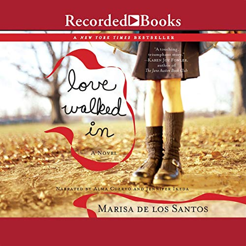 Love Walked In audiobook cover art