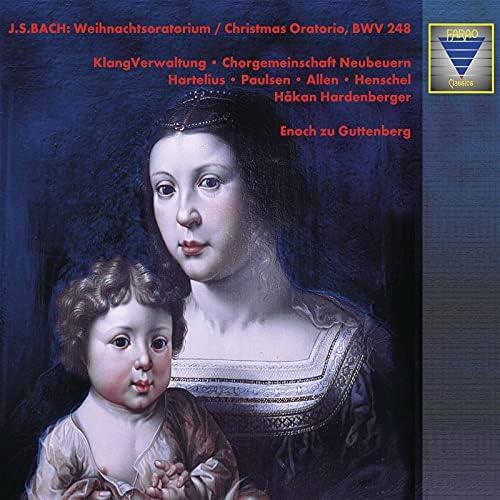 Enoch zu Guttenberg, KlangVerwaltung, Chorgemeinschaft Neubeuern, Malin Hartelius, Melinda Paulsen, Tom Allen & Dietrich Henschel