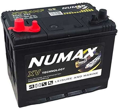 Leisure Battery 12v 86Ah Numax XV24MF