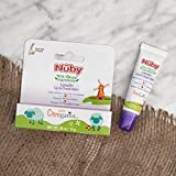 Dr. Talbot's Lanolin Lip & Cheek Balm for Baby by Nuby, Naturally Inspired with Citroganix, Vanilla Milk Flavor, 0.35 Ounce (20001CS6-24)