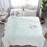 Flannel Fleece Blanket Throw, 400gsm Jacquard Weave...
