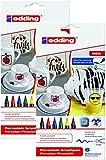 Doppelpack edding 4-4200-6 Porzellan-Pinselstift edding 4200