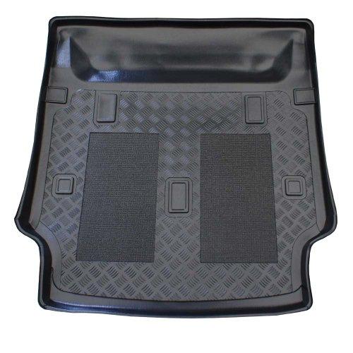 ZentimeX 4050319654490 Kofferraumwanne mit Antirutschmatte
