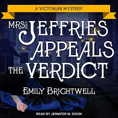 Mrs. Jeffries Appeals the Verdict  By  cover art