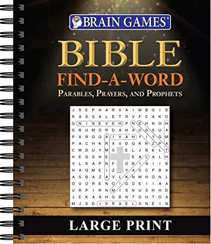 Brain Games - Bible Find a...