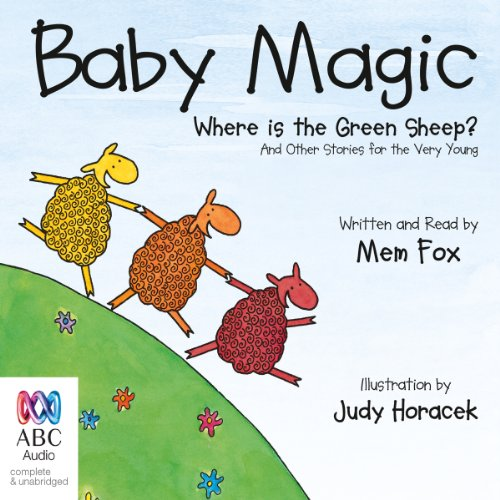 Baby Magic audiobook cover art