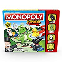 Monopoly - Junior Edition / Toys
