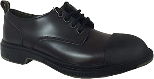 PEZZOL 1951 Herren Schuhe Schwarzmod Scud 042FZ-19 100% Leder Gummisohle