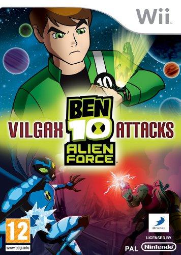 Ben 10 Alien Force: Vilgax Attacks (Wii) [Importación inglesa]